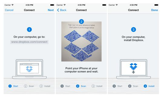 Dropbox Latest App For iOS
