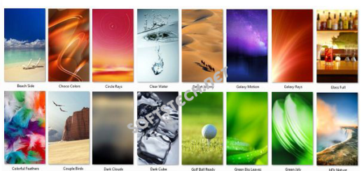 Download Oppo Find 7 Stock Wallpapers 100 % HD Quality