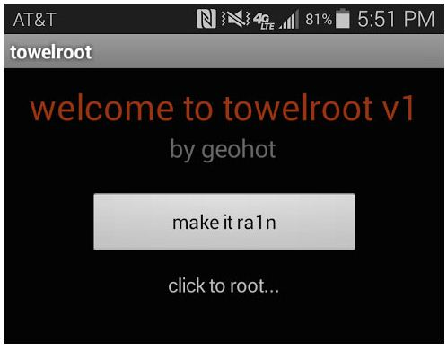 towelroot V1