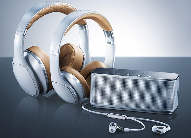 Samsung brings Premium Level headphones with Bluetooth speakers