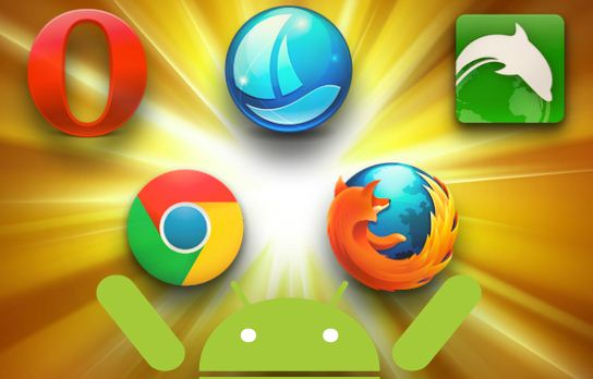 Top 5 Free Web Browser Apps For Android Devices