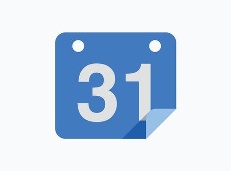 Google Calender 5.0 App