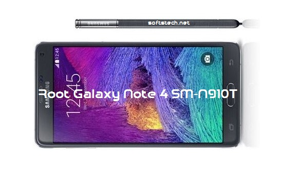 Root Samsung Galaxy Note 4 SM-N910T