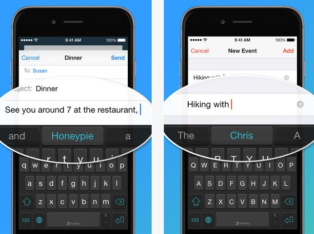 Swiftkey Keyboard For iOS