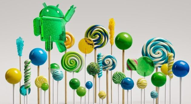 android 5.0 lollipops