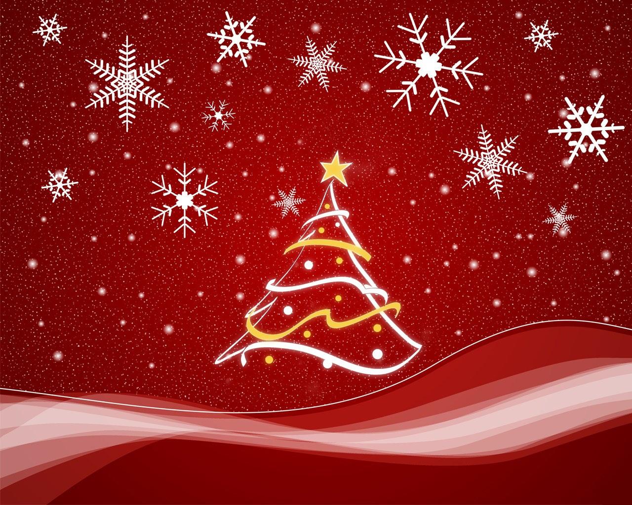 Christmas 2015 Red Art
