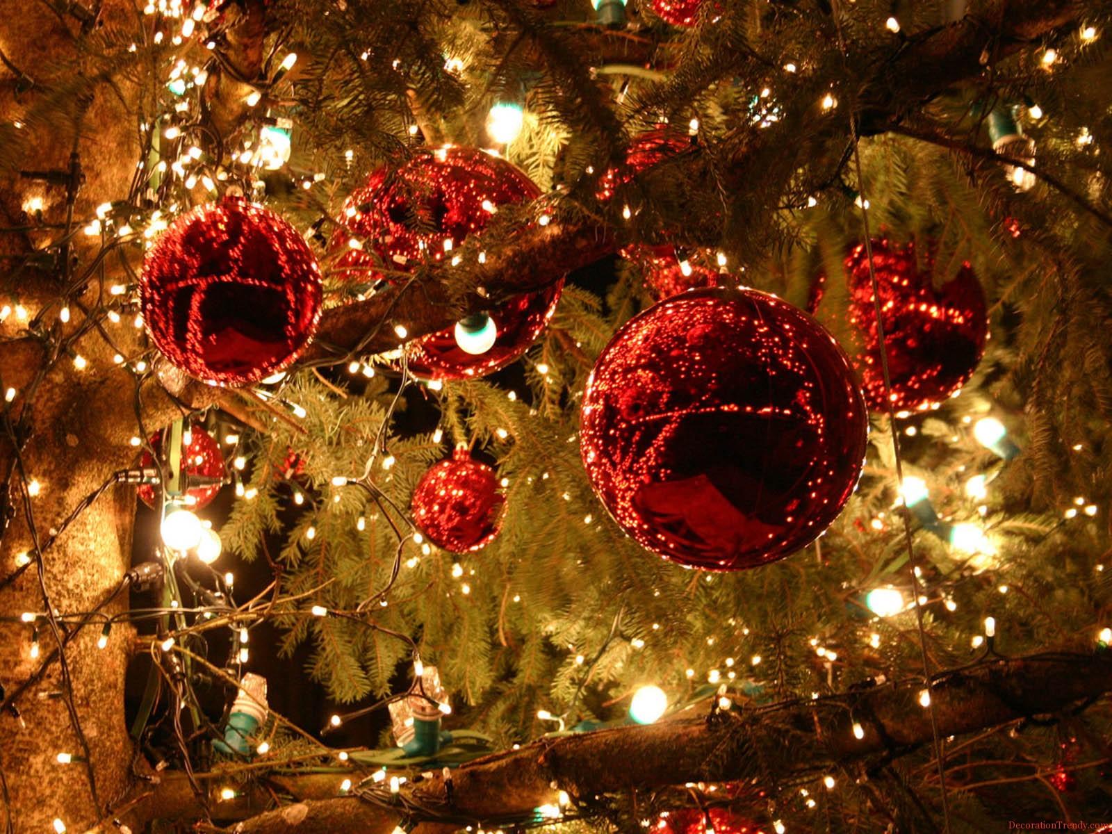 Christmas Red Globe