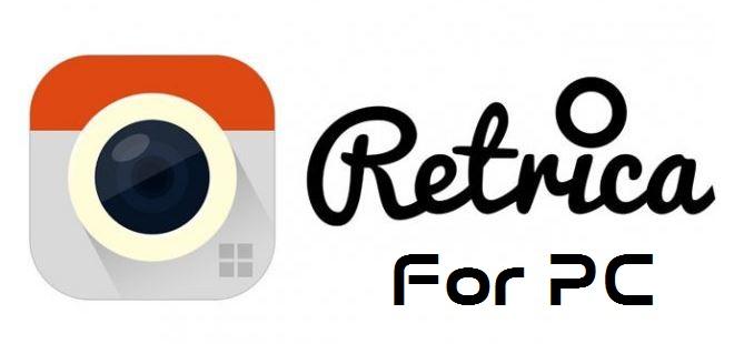 Retrica App for PC