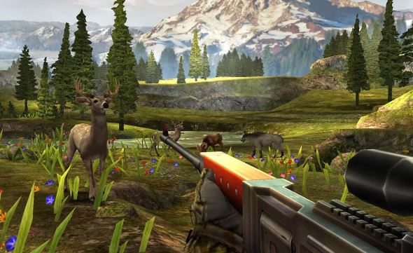deer hunter 2014 mod