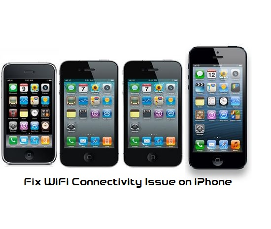 How to Fix WiFi Connectivity Issue on iPhone
