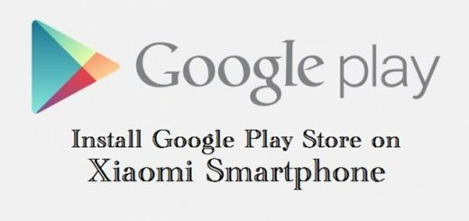 Install Google Play Store updated on any Xiaomi Android Smartphone