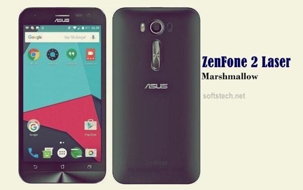 Update ZenFone 2 Laser ZE550KL/ ZE551KL to Official Marshmallow Build