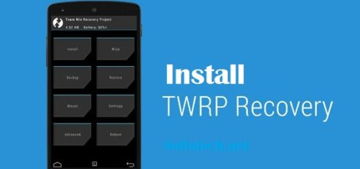 Install TWRP Custom Recovery at Any Android Device