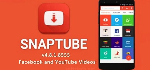 Download and Install SnapTube v4.8.1.8555 apk for Android