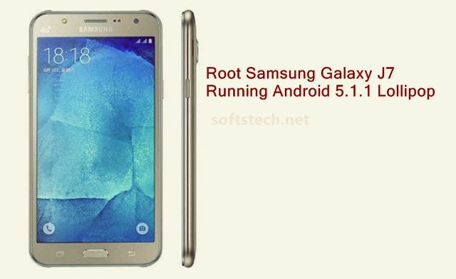 Root Samsung Galaxy J7 SM-J700M with CF-Auto-Root Running Android 5.1.1 Lollipop