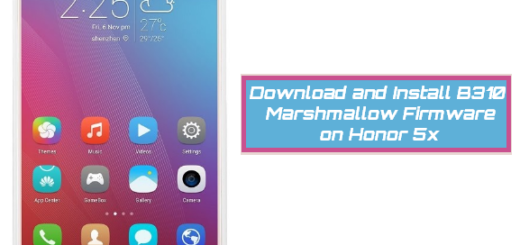 download-and-install-b310-marshmallow-firmware-on-honor-5x
