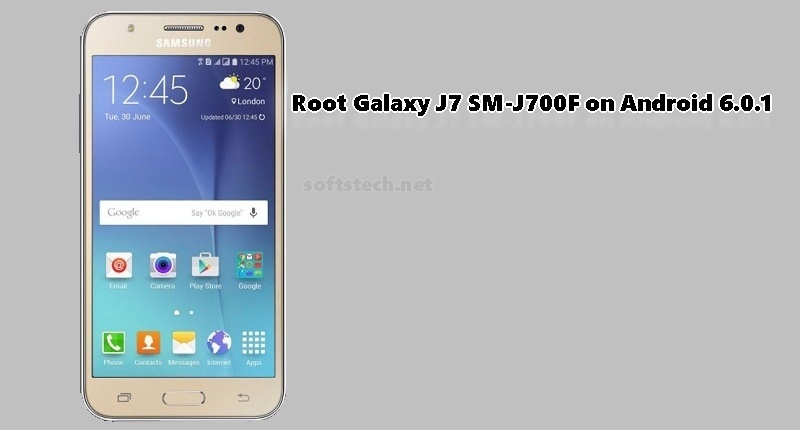 How to Root Galaxy J7 SM-J700F on Android 6 0 1 Marshmallow