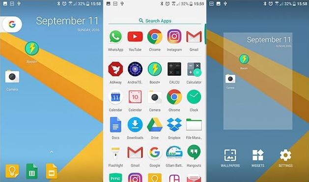 Install Google Pixel Launcher APK