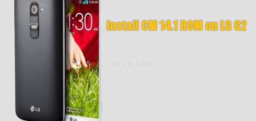 Download and Install LG G2 CM 14.1 ROM [D802, D805]