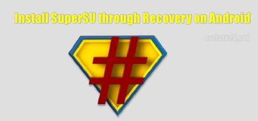 Install SuperSU through TWRP Recovery and Root Android Devices
