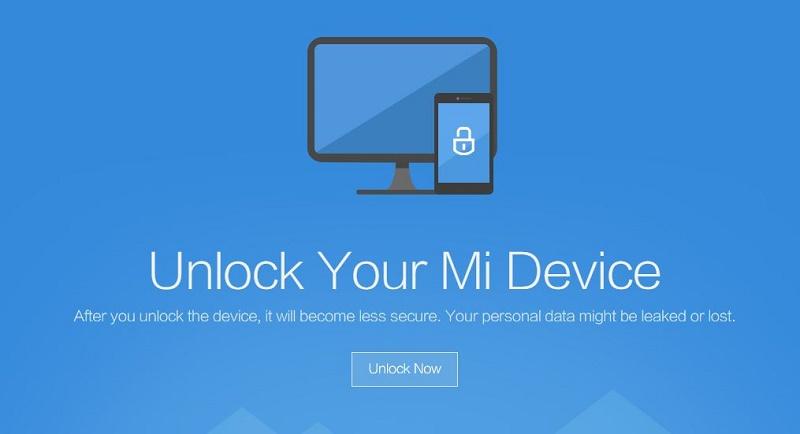 Unlock Bootloader Xiaomi Mi Devices