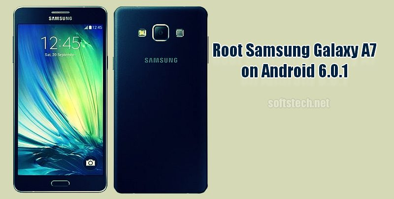 Root Samsung Galaxy A7 SM-A710M on Android 6.0.1