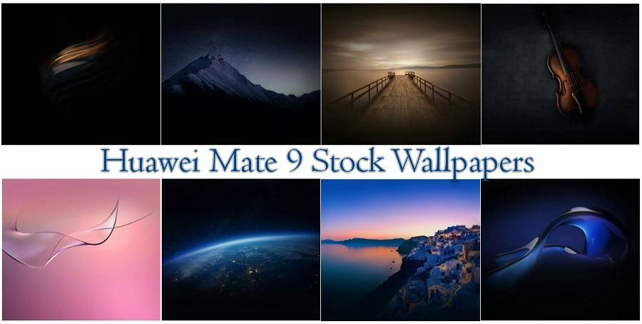 Download Stock Wallpapers Mate 9