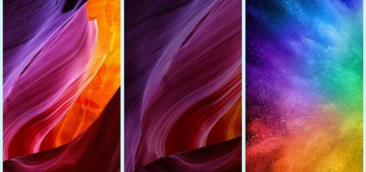 Download Stock Wallpapers Mi Mix & Mi Note 2 Full Pack