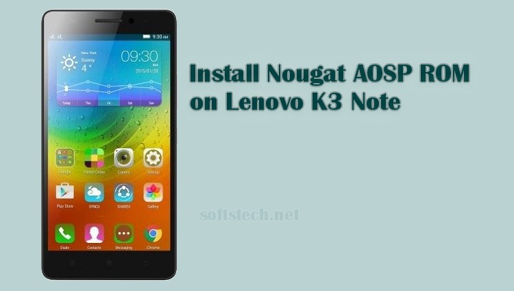 download flashtool lenovo k4 note
