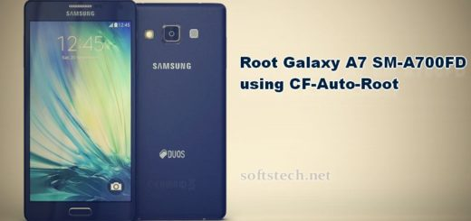 Root Samsung Galaxy A7 SM-A700FD using CF-Auto-Root