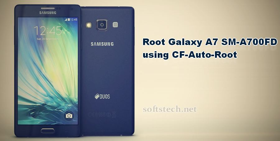 Root Samsung Galaxy A7 SM-A700FD using CF-Auto-Root [Android 6 0 1]