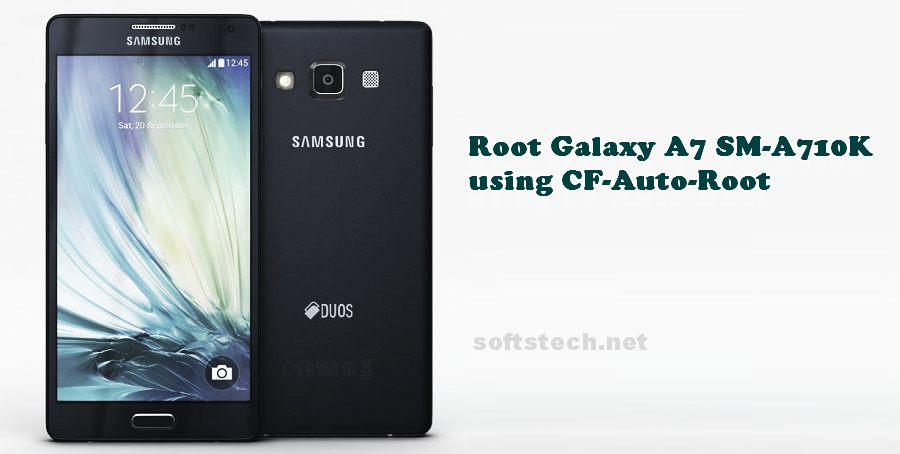 Root Samsung Galaxy-A7 SM-A710K using CF-Auto-Root [Android