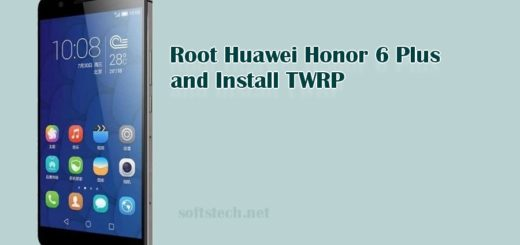 Install TWRP and Root Huawei Honor 6 Plus