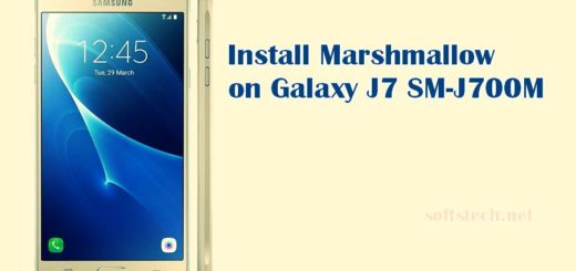 Install Android Marshmallow on Galaxy J7 SM-J700M