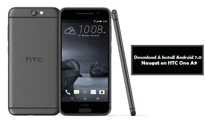 Install htc one m9 home launcher, apps & widgets (download link.