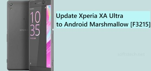 Manually Update Xperia XA Ultra to Android 6.0.1 Marshmallow